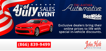 John Holt Chevrolet >> John Holt Chevrolet July 4th Sales Event