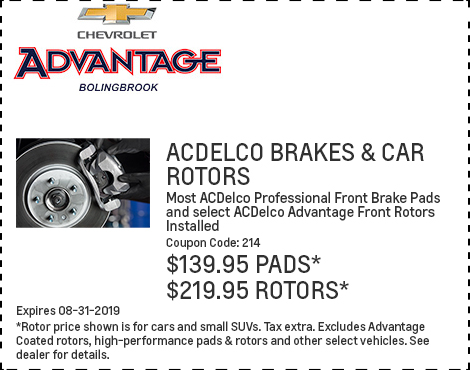 ACDelco Brakes