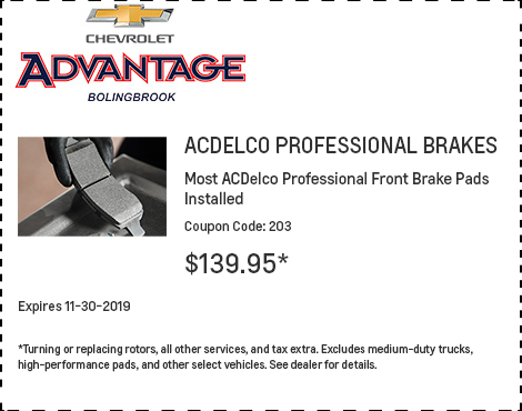 ACDelco Professional Brakes