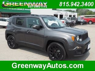 new 2018 Jeep Renegade ALTITUDE FWD Sport Utility