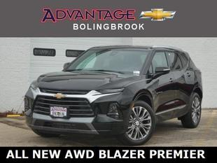 New 2019 Chevrolet Blazer AWD Premier