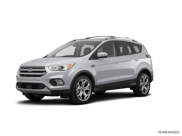 Pre-Owned 2017 Ford Escape Titanium FWD