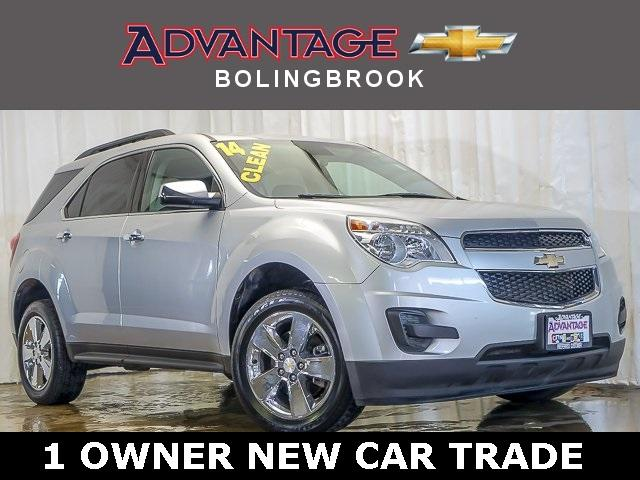 Pre-Owned 2014 Chevrolet Equinox FWD 1LT