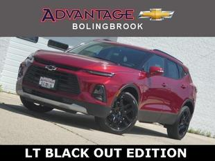 New 2019 Chevrolet Blazer FWD