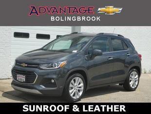 New 2019 Chevrolet Trax FWD 4dr Premier