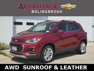 New 2019 Chevrolet Trax AWD 4dr Premier