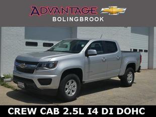 New 2019 Chevrolet Colorado Crew Cab Short Box 2-Wheel Drive WT
