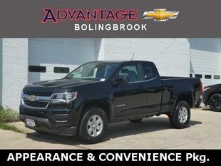 New 2019 Chevrolet Colorado Extended Cab Long Box 2-Wheel Drive WT