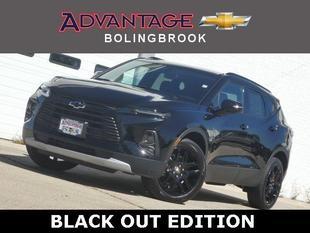 New 2019 Chevrolet Blazer FWD