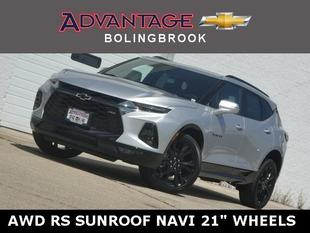 New 2019 Chevrolet Blazer AWD RS
