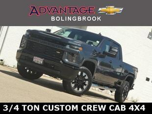 New 2020 Chevrolet Silverado 2500HD Crew Cab Standard Box 4-Wheel Drive Custom