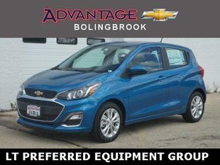 New 2020 Chevrolet Spark Hatch 1LT (Automatic)