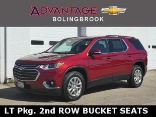 New 2020 Chevrolet Traverse FWD 1LT