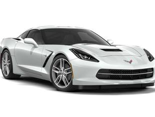 New 2019 Chevrolet Corvette Stingray Coupe 1LT