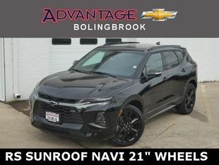 New 2020 Chevrolet Blazer FWD RS