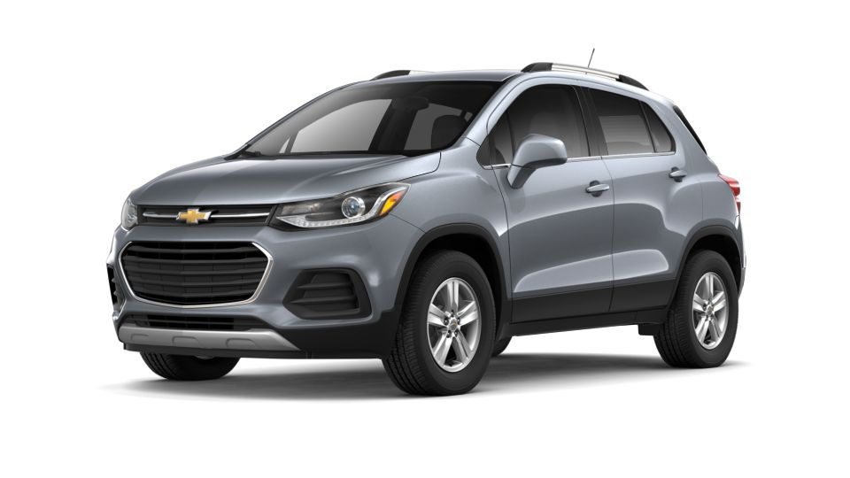 Pre-Owned 2019 Chevrolet Trax AWD 4dr LT