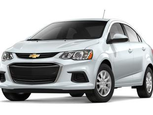 New 2019 Chevrolet Sonic Sedan LT Auto In Transit