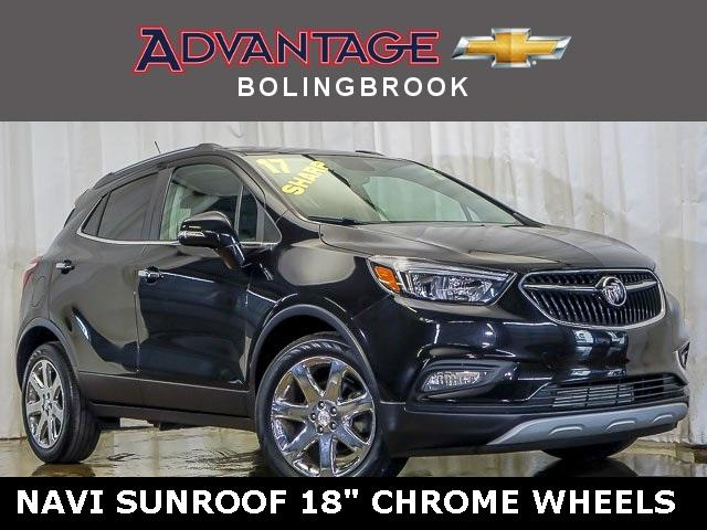 Certified Pre-Owned 2017 Buick Encore Preferred II FWD