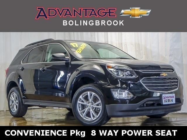 Certified Pre-Owned 2017 Chevrolet Equinox FWD LT