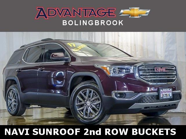 Pre-Owned 2017 GMC Acadia FWD SLT-1