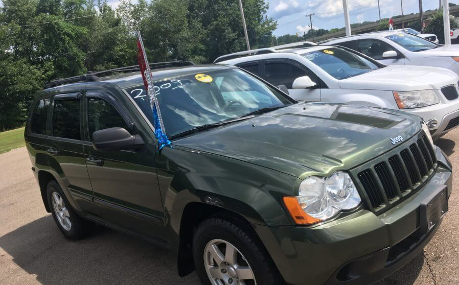 2009 Jeep Laredo 4 4