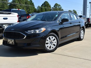 New 2020 Ford Fusion S Sedan For Sale Oxford, MS