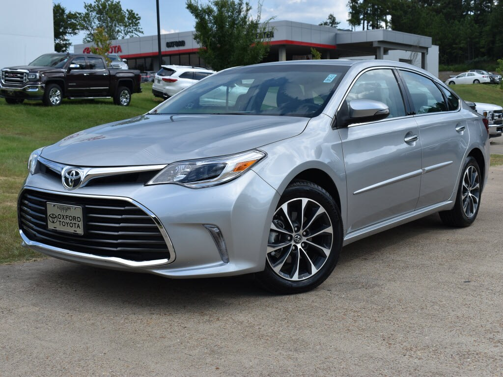 Used 2016 Toyota Avalon Limited Sedan XLE Premium Sedan For Sale Oxford, MS