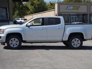 New 2020 GMC Canyon Crew Cab Short Box 2-Wheel Drive SLE