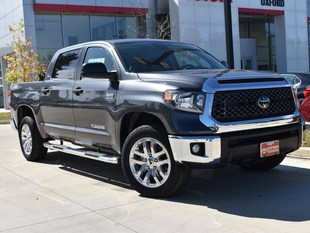 New 2020 Toyota Tundra SR5 5.7L V8 Truck CrewMax in Oxford, MS