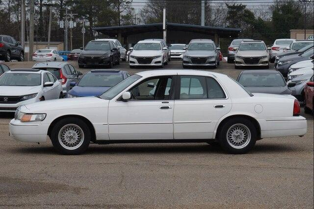 Pre-Owned 2002 Mercury Grand Marquis 4dr Sdn LS Ultimate (AZ/CA/HI/NV)