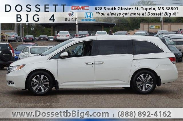 Pre-Owned 2017 Honda Odyssey Touring Elite Auto