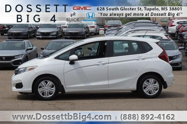 Pre-Owned 2019 Honda Fit LX CVT
