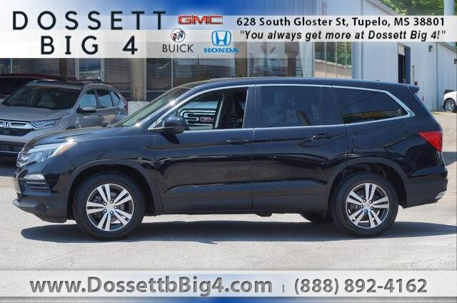 Pre-Owned 2016 Honda Pilot AWD EX-L with Navigation