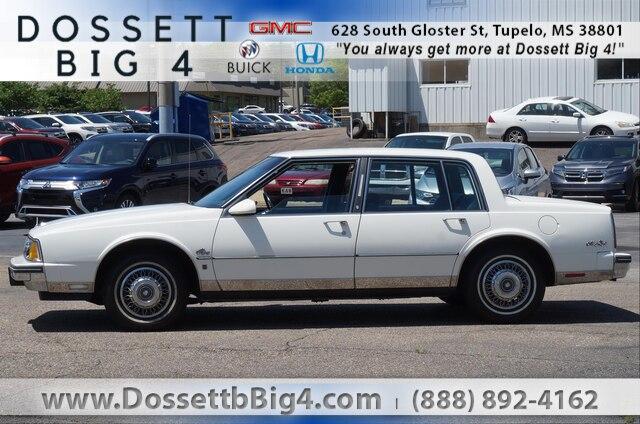 Pre-Owned 1986 Oldsmobile Ninety-Eight Regency Brougham