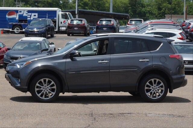 Pre-Owned 2016 Toyota RAV4 AWD 4dr Limited (Natl)