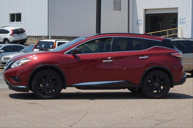 Pre-Owned 2017 Nissan Murano 2017.5 FWD Platinum