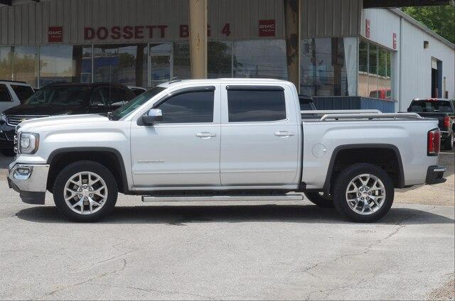 Certified Pre-Owned 2016 GMC Sierra 1500 Crew Cab Short Box 2-Wheel Drive SLT SLT Premium Package