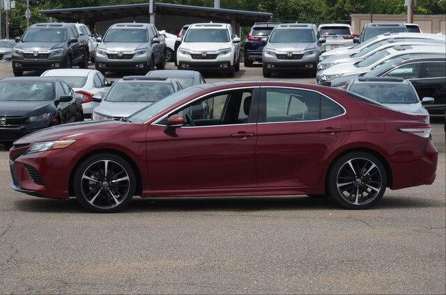 Pre-Owned 2018 Toyota Camry XSE Auto (Natl)
