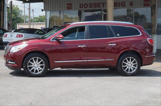 Pre-Owned 2015 Buick Enclave Leather FWD