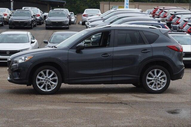 Pre-Owned 2015 Mazda CX-5 FWD 4dr Auto Grand Touring