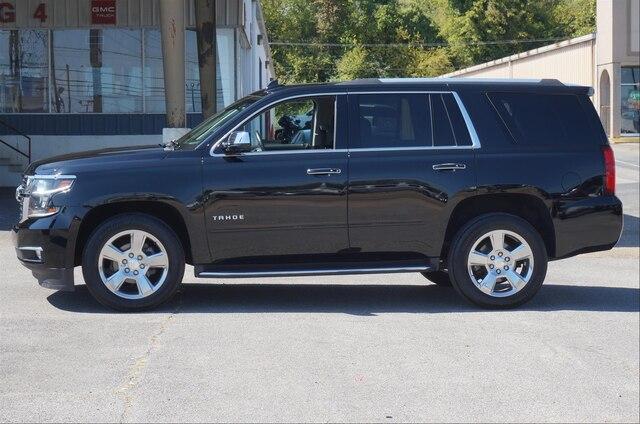Pre-Owned 2018 Chevrolet Tahoe 2WD Premier